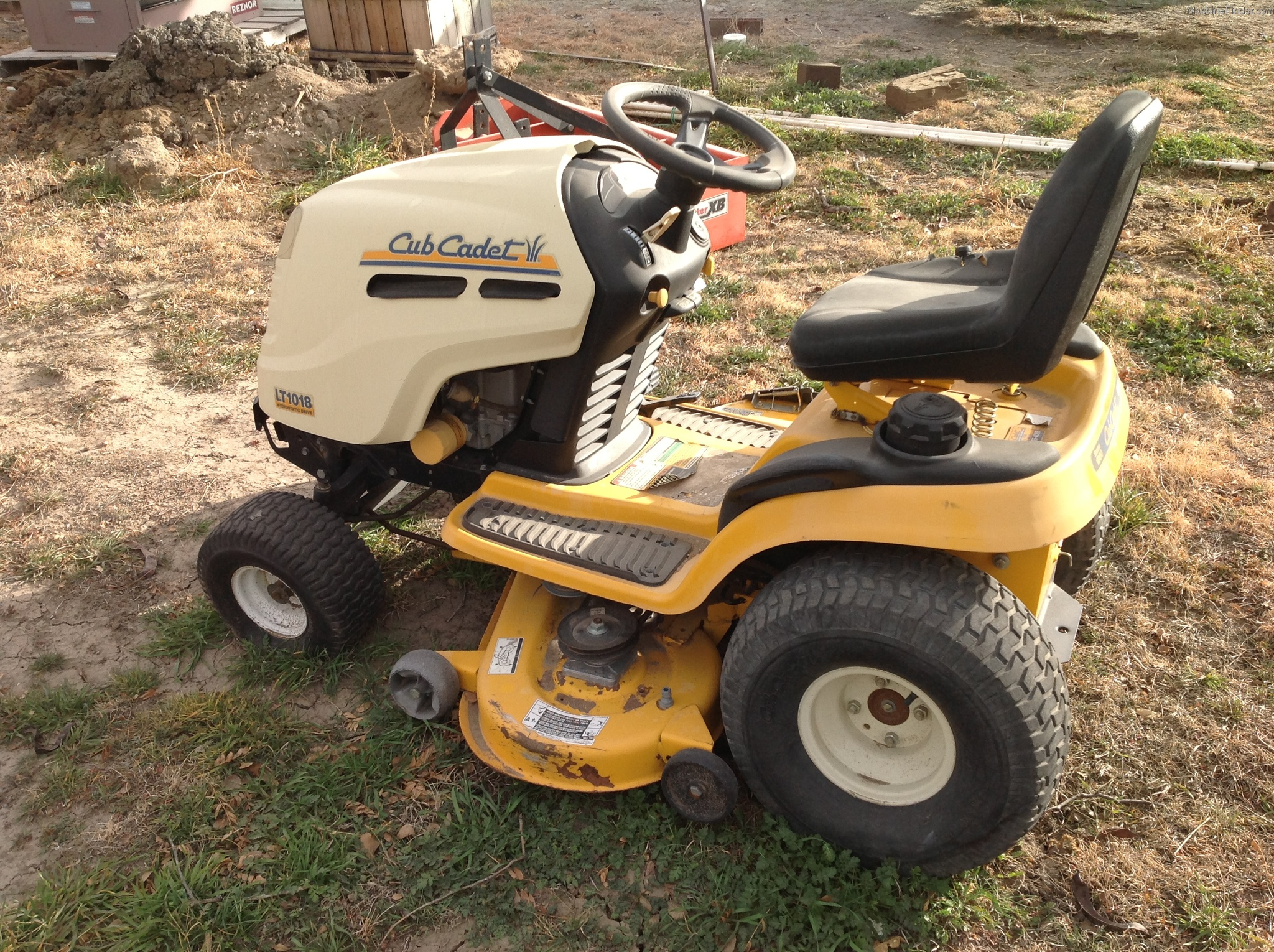 2006 Cub Cadet Lt1045 Lawn  U0026 Garden And Commercial Mowing