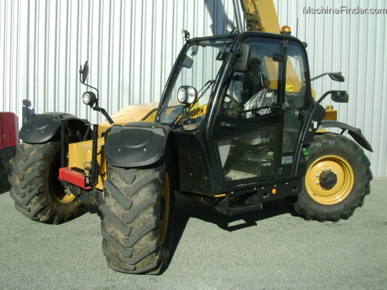 2011 Caterpillar TH 407