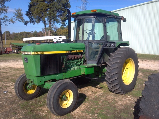 1990 John Deere 2955 Tractors - Row Crop (+100hp)