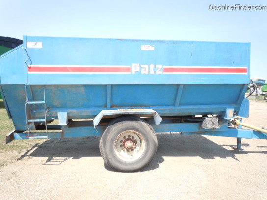 Big Blue PATZ 375