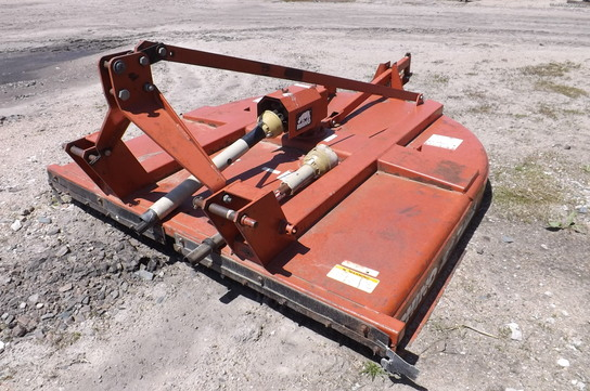 Rhino TW84 7' 3-PT SHREDDER
