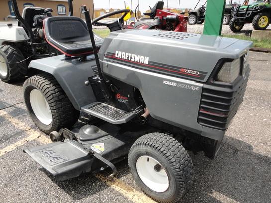 Gt6000 Craftsman Tractor Steering Parts : John deere e parts diagram free engine image