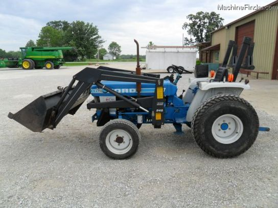 Ford 1710 Tractor Parts Breakdown : Ford tractor parts