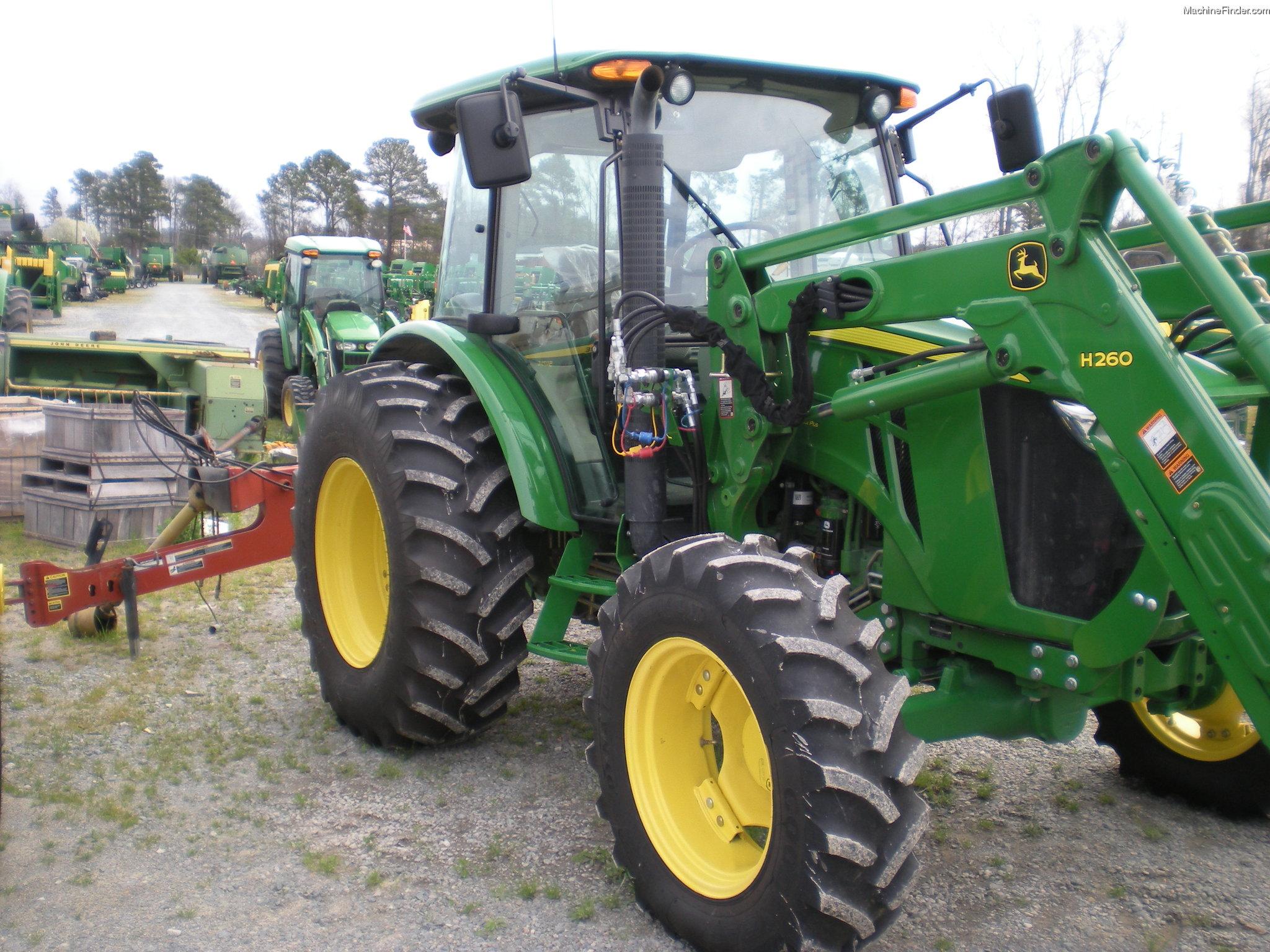 John Deere Rear Wheel Spacers : John deere m tractors utility hp