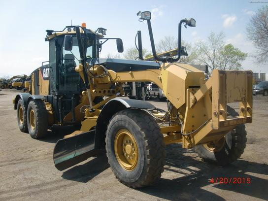 2008 caterpillar 140m motor graders john deere for Cat 140m motor grader specs