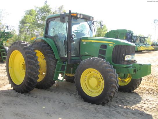 John Deere Rear Wheel Spacers : John deere tractors row crop hp