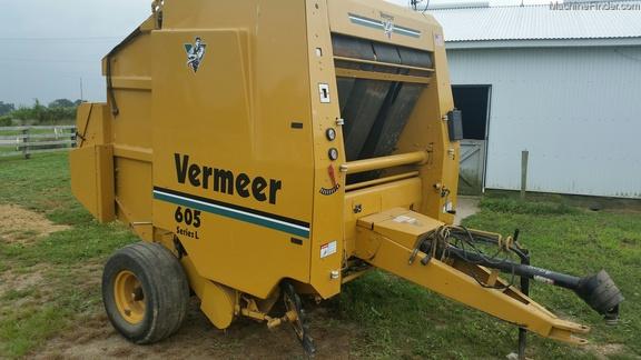 Vermeer 605L