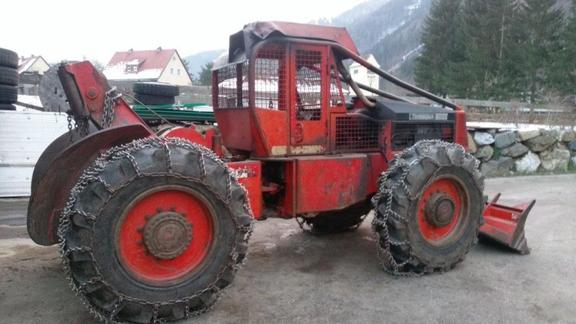 Timberjack 225A