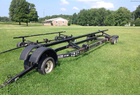 Killbros UT300  30' HEADER CART