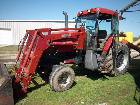 Case Tractor Mx110 : Case ih mx