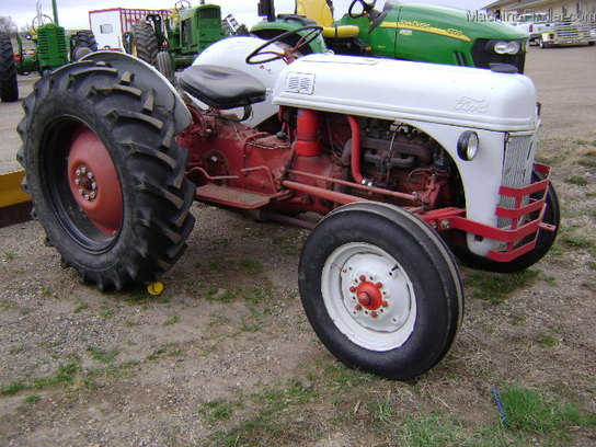 1950 Ford 8n Tractor Parts : Ford n tractors compact hp john deere