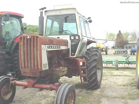 1966 International Harvester 806