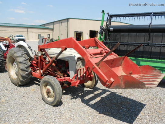 Ford 640 Serial Numbers : Ford tractors compact hp john deere