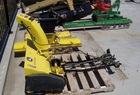 2010 John Deere 42 Snowthower for GX300-Series, never used