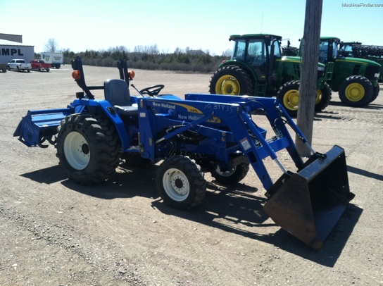 2008 New Holland t1510