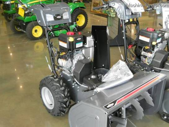 2012 Briggs & Stratton 1730 SNOWBLOWER