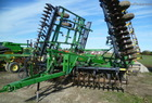 1998 John Deere 726 Mulch Finisher