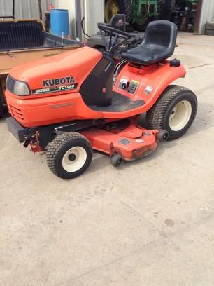 2003 Kubota TG1860