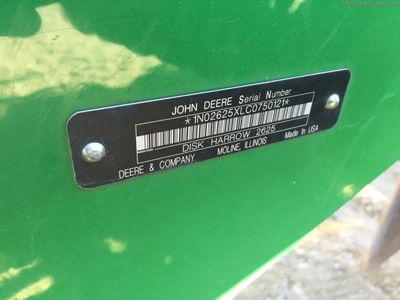 John Deere 2625