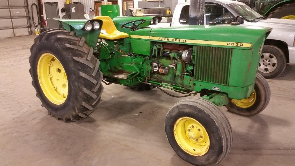 John Deere 2630 Utility Tractors For Sale 65049