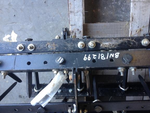 John Deere 11 SPIKE 5 BAR HARROW SECTION