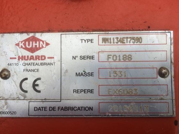 Kuhn MultiMaster 113