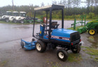 1993 Ford CM222 Commercial Front Mower