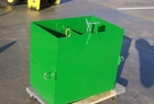 2012 John Deere BW14313 Ballast Box for X400-X700 L&G tractors with Cat I 3-point-hitch
