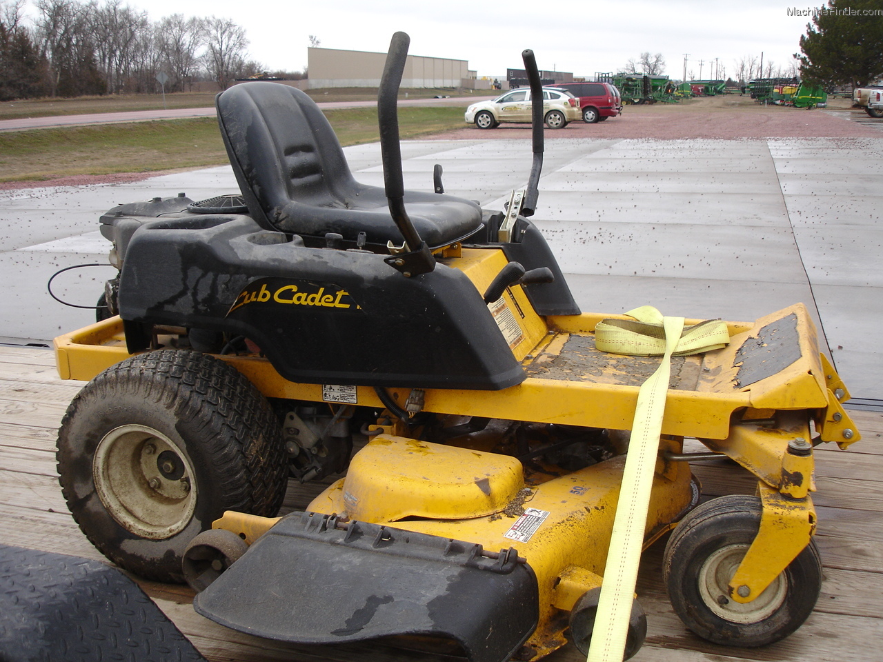 Cub Cadet Rzt 50 Zero Turn Mower Parts : Cub cadet rzt lawn garden and commercial mowing