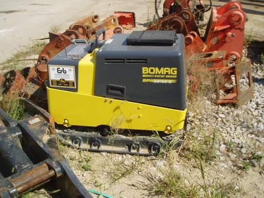 Detail photo of 2007 Bomag BPH 80/65 from Construction Equipment Guide