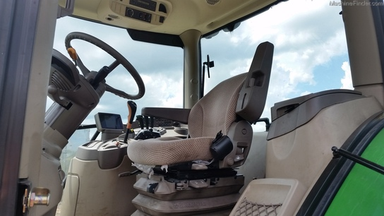 2012 John Deere 6125R