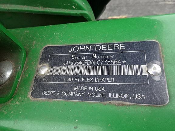 John Deere 640FD