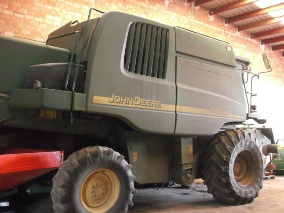 John Deere 9560 CWS