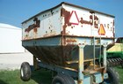 DMI 300 Bushel Center Dump Wagon