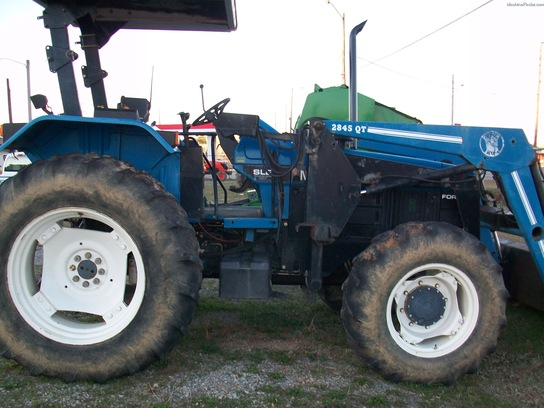 1993 Ford-New Holland 7740SLE