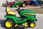 "2010 John Deere X540 L&G tractor with 48"" deck and turf tires, EXTRA SHARP!"