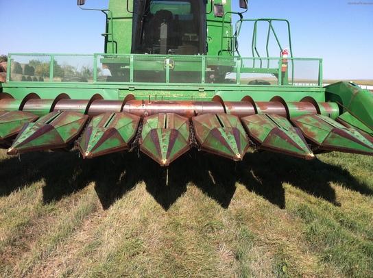 John Deere 853 Combine Corn Amp Row Crop Headers John