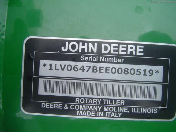 John Deere 3039R