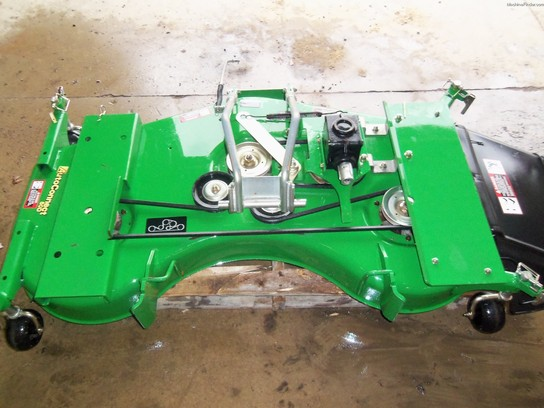2009 John Deere 60D AUTO CONNECT DECK