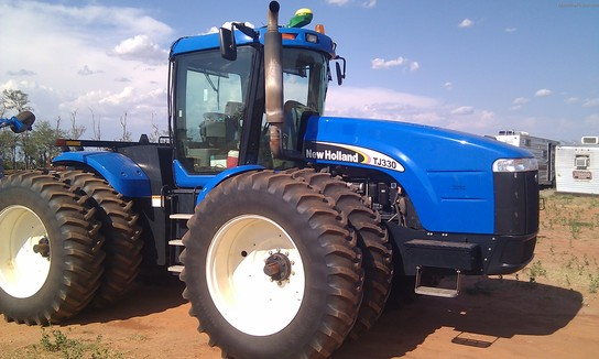 2006 New Holland TJ330