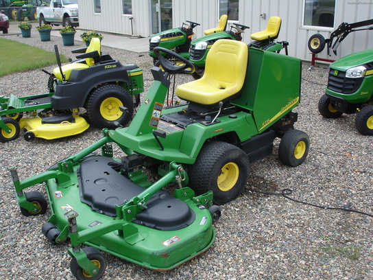 2004 John Deere F735 Lawn Amp Garden And Commercial Mowing