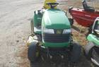2004 John Deere X475 RIDING LAWN MOWER