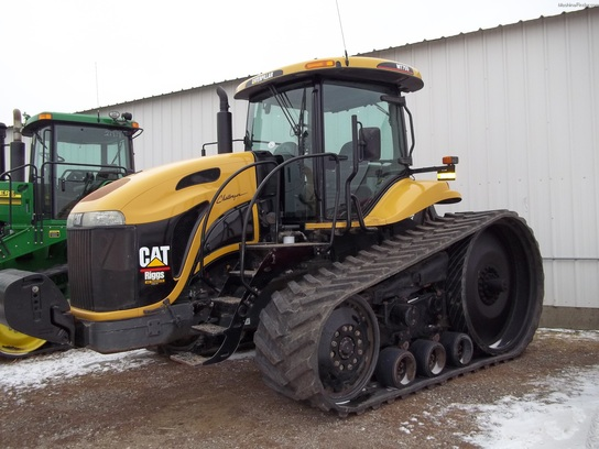 2003 Caterpillar MT755