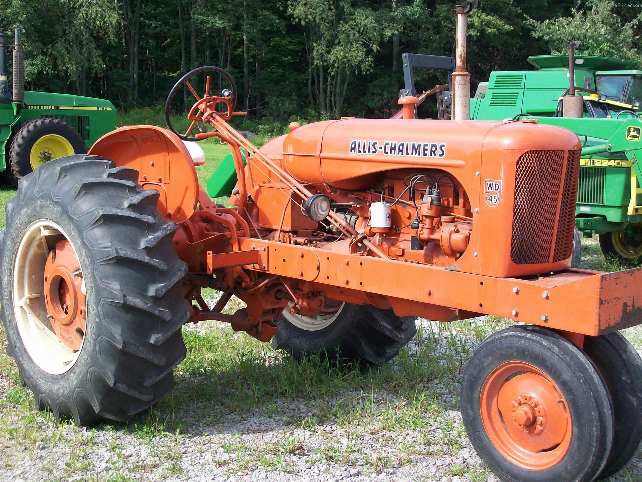 1948 Allis Chalmers Wd Wiring Diagram Trusted Electrical Problem With C Allischalmers Forum Readingrat Net 200