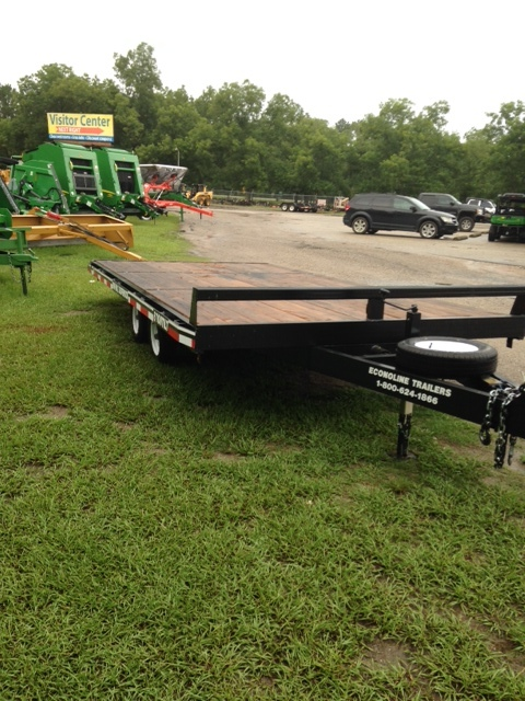 2013 Econoline mini max tilt trailer 6 ton 17.5ft