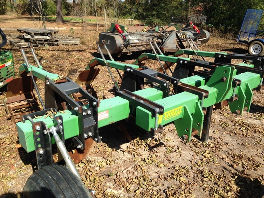 2013 Harrell 4 Row Stalk Puller
