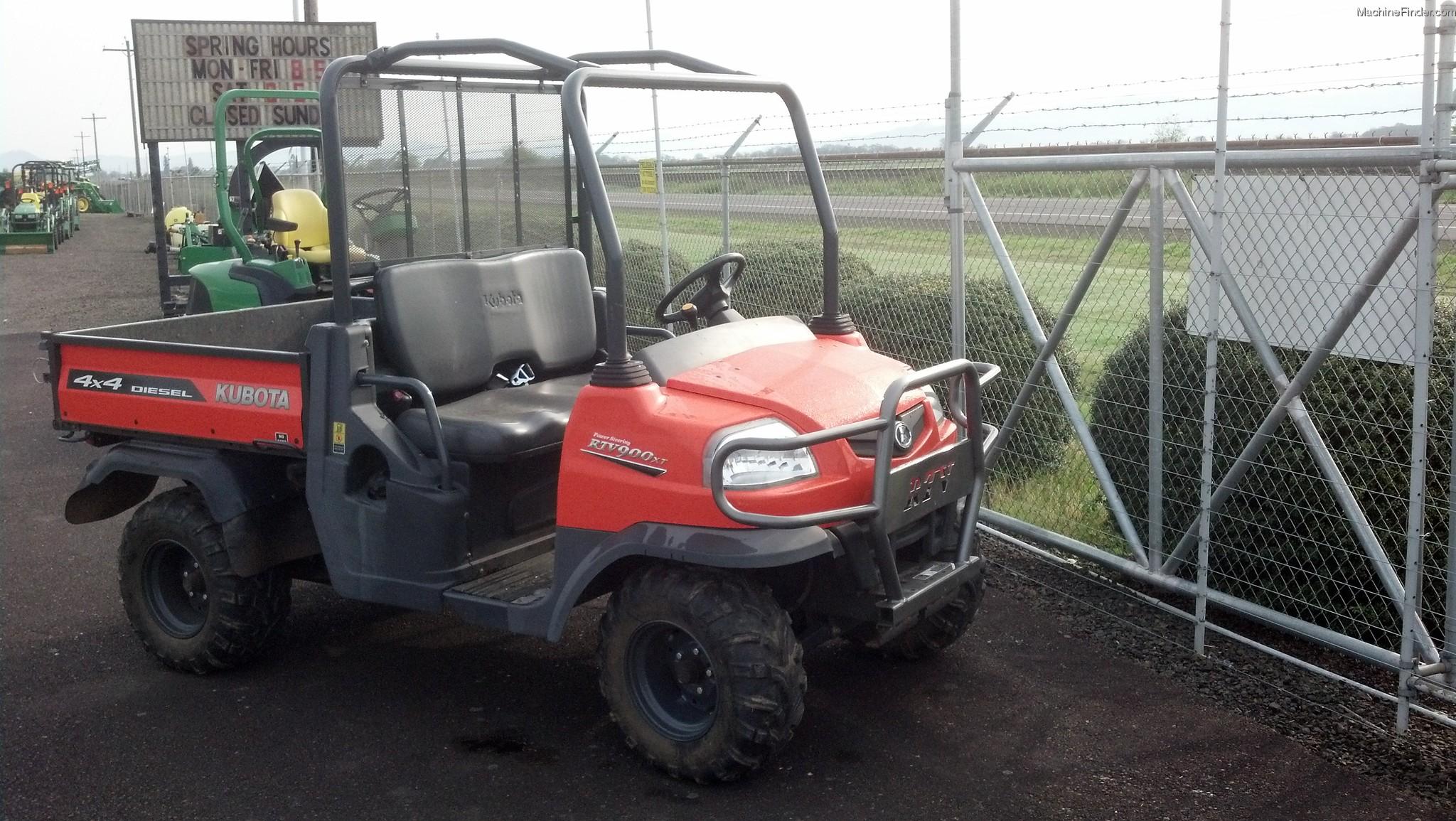 2011 Kubota Rtv900 : Kubota rtv atv s and gators john deere machinefinder