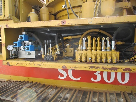 Detail photo of 2011 CEC SC 300 from Construction Equipment Guide