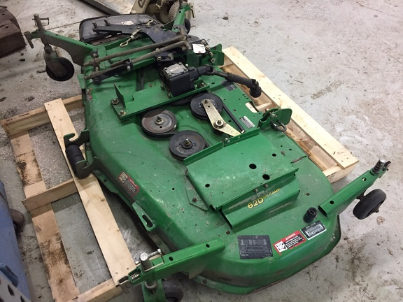 John Deere 62d Mower Deck : Equipment details john deere ca