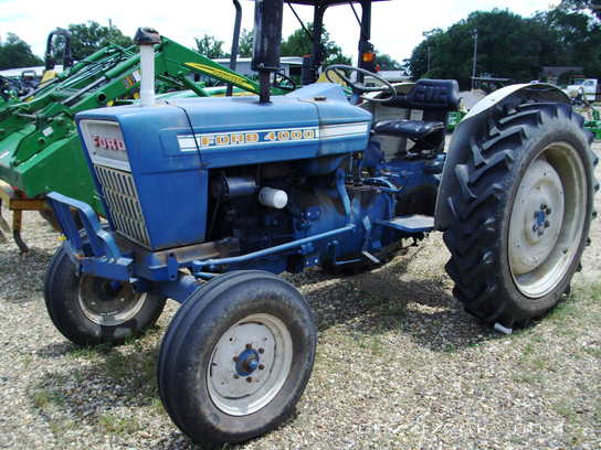 Ford Tractor Model Numbers : Ford tractor serial number location honda